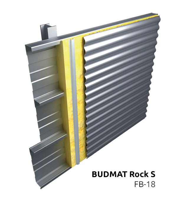 Budmat – Легкая ограждающая стена