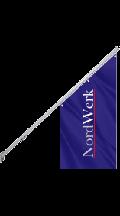 фасадный флагшток